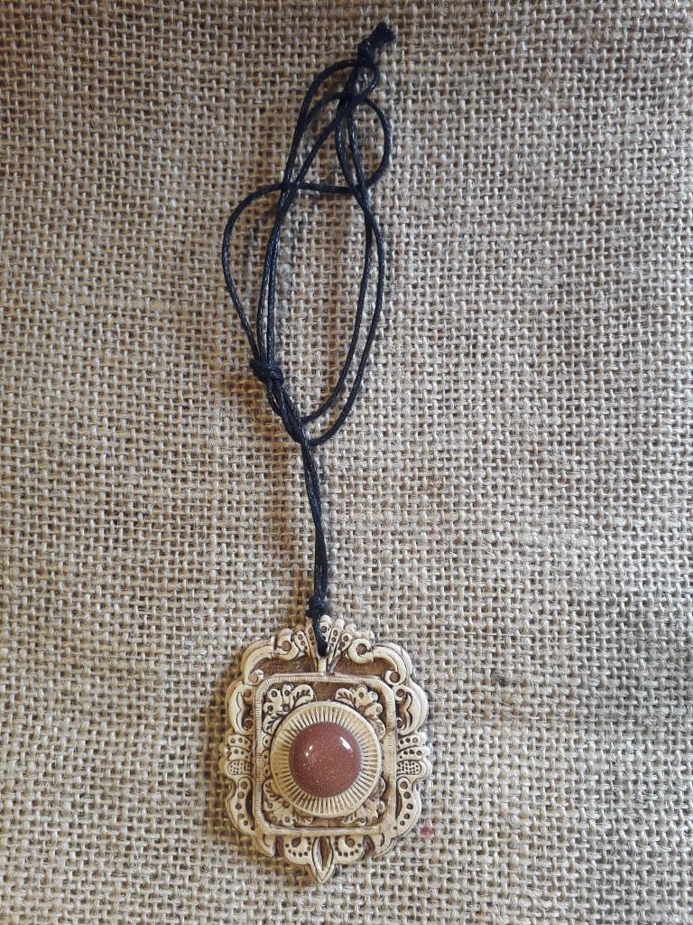 spiritual pendant