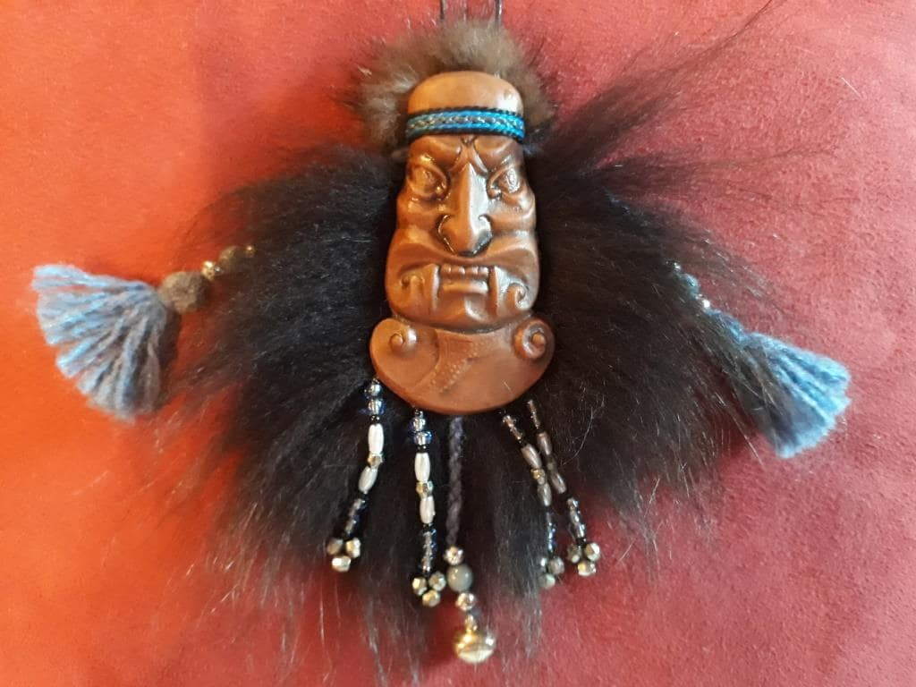 spiritual shaman amulet 3