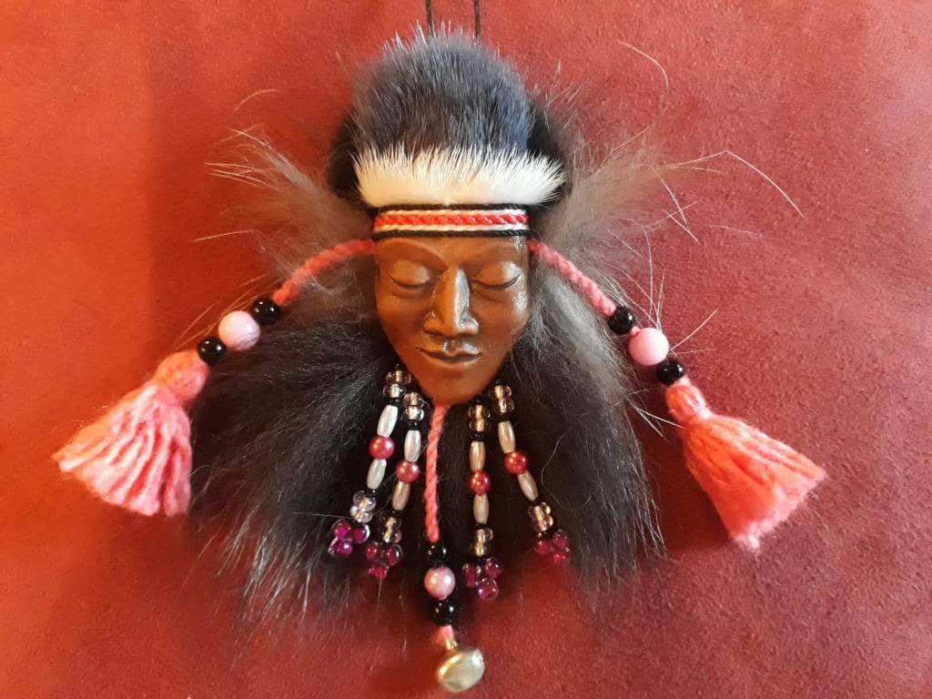 spiritual shaman amulet 2