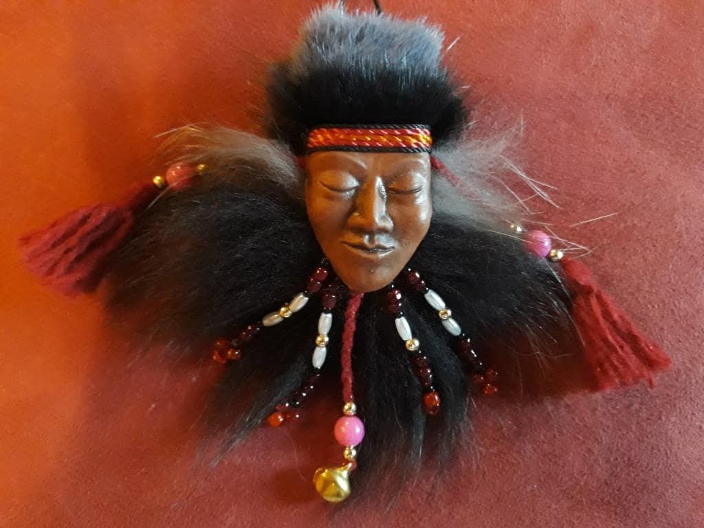 spiritual shaman amulet