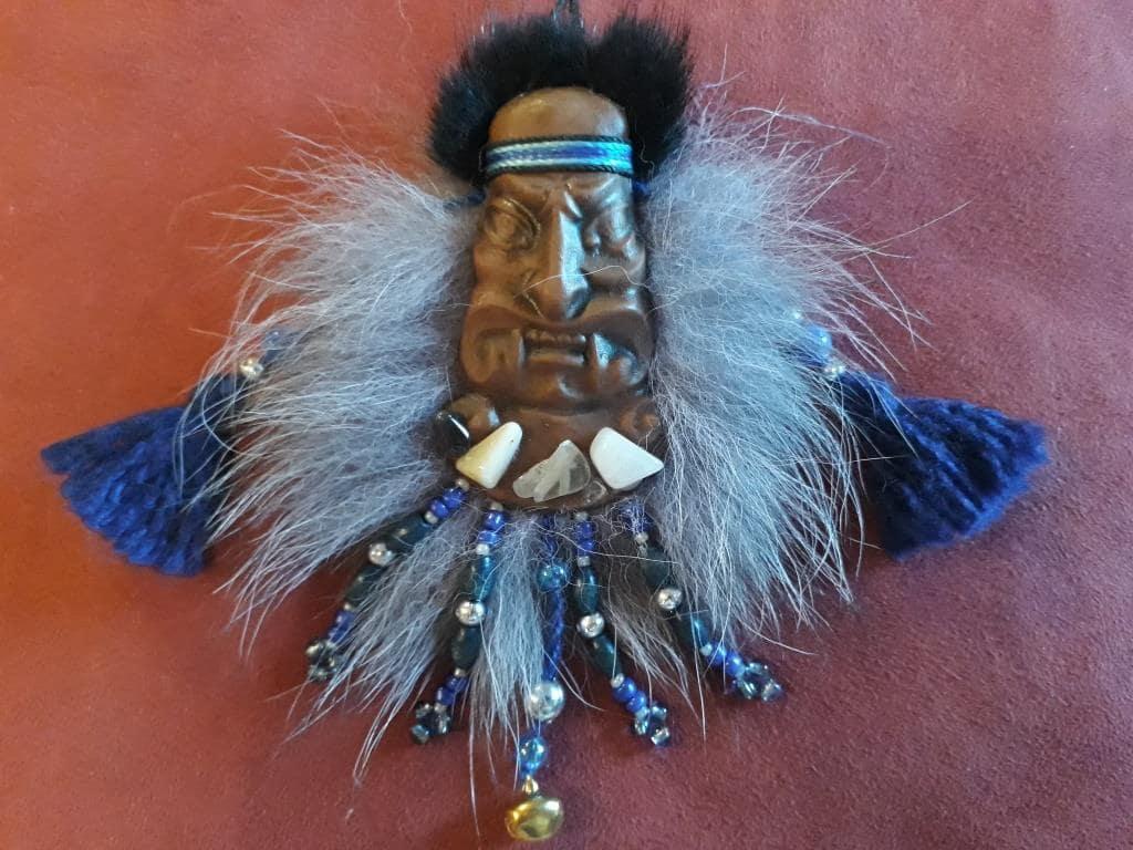 magic shaman amulet
